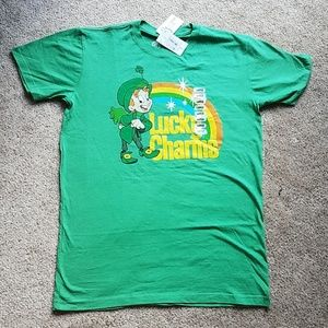 Tops - NWT General Mills Lucky Charms shirt